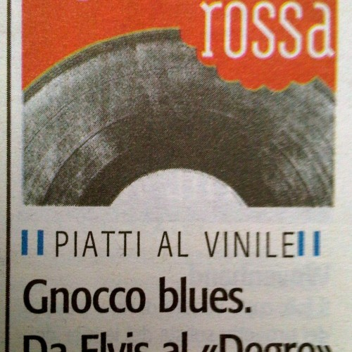 Gnocchi blues, da Elvis al Degre