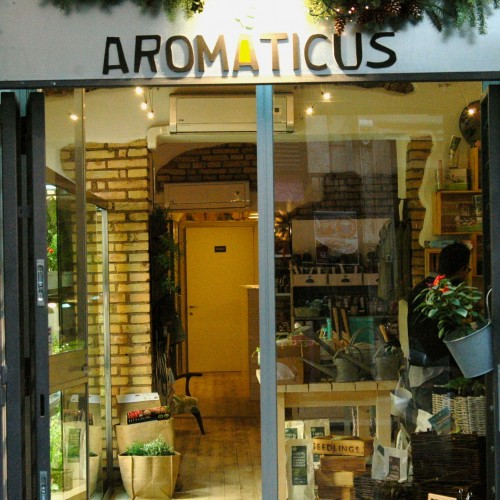 Aromaticus, nuovi profumi a Monti