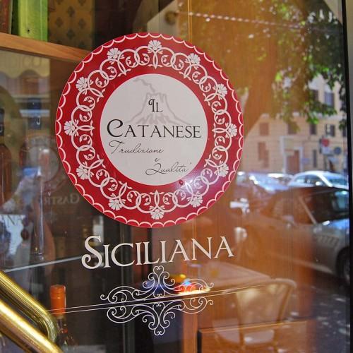 Il Catanese, dolci e granite dalla Sicilia