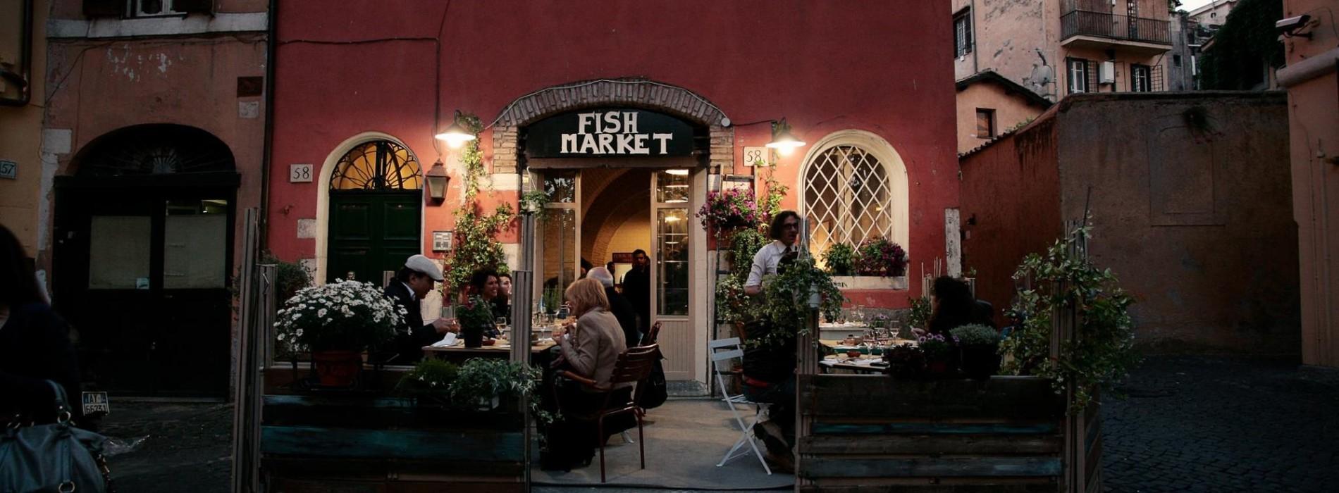 Fish Market, storia di un'assenza