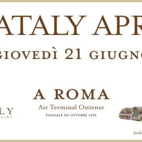 Eataly Roma apre le porte: vi piace?