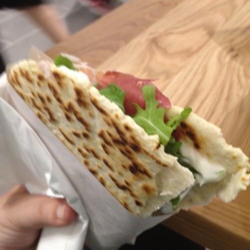 Eataly street food 4 / La piadineria