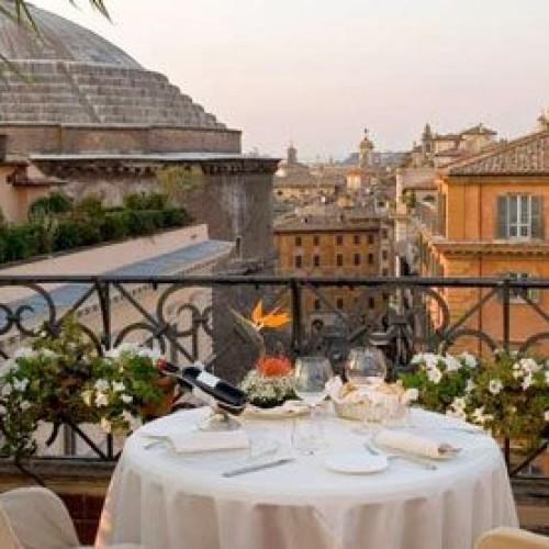Brunch Roma/Domenica al Grand Hotel