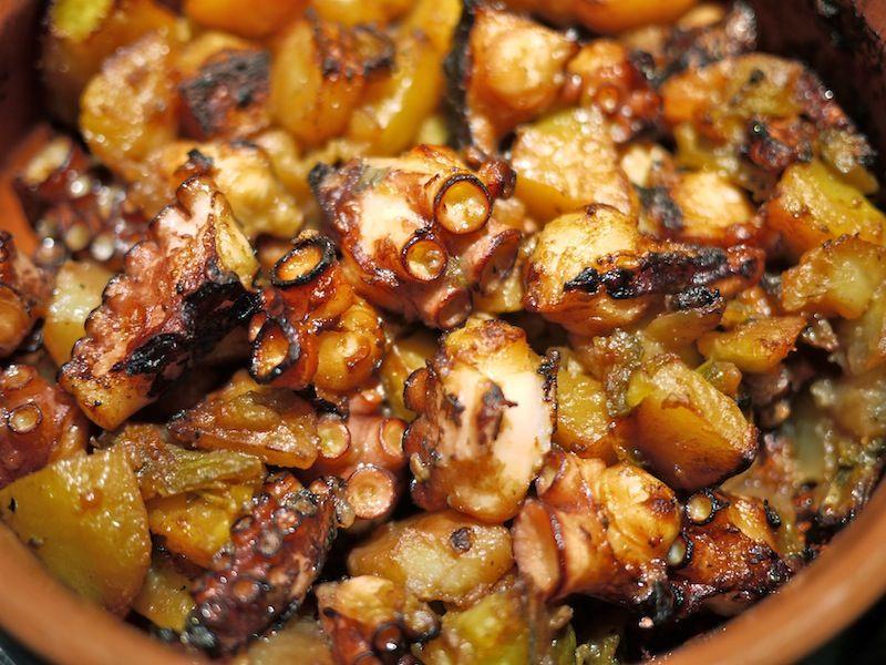 Polpo cottura surgelato: insalata di polpo surgelato ricetta facile