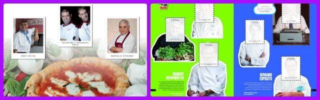 L'album di figurine degli chef