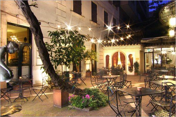 Brunch a roma terrazze giardini e dehors for Ristorante in baita vicino a me