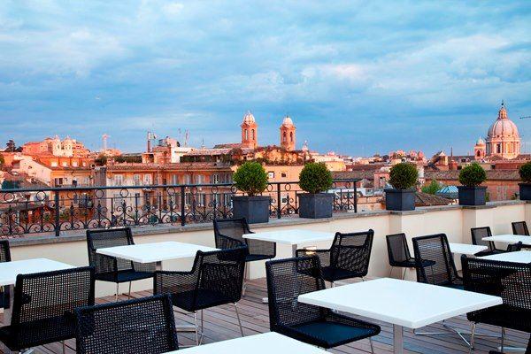 Mangiare all\'aperto a Roma: venti proposte per la primavera-estate 2013