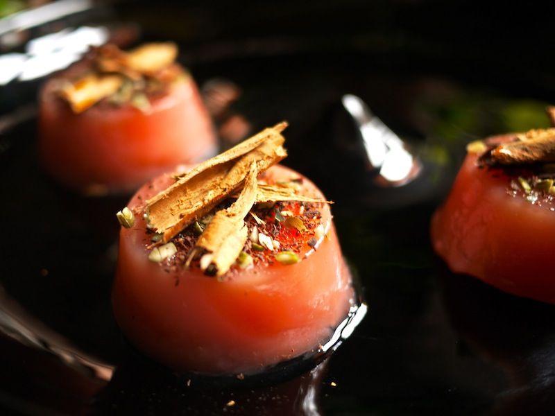 il gelo di mellone: le ricette di Alessia Vicari