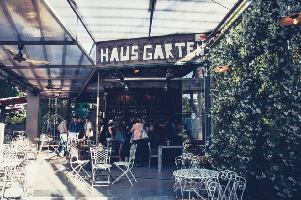 Haus garten  Brunch in Rome: our favourites restaurants