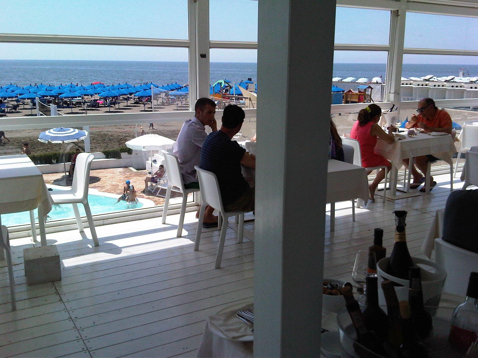 Pranzo al mare e al lago nel weekend sul litorale romano - Da roma porta verso il mare ...