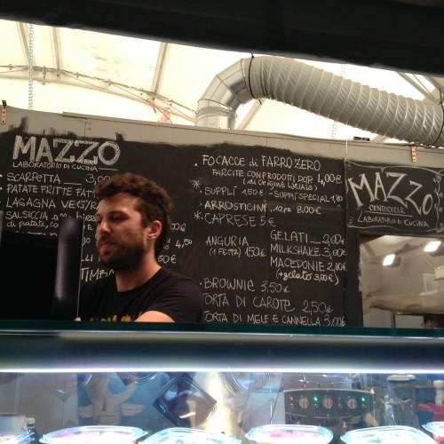 Pigneto Spazio Aperto con Mazzo in tenuta estiva: salsicce e arrosticini al Parco del Torrione