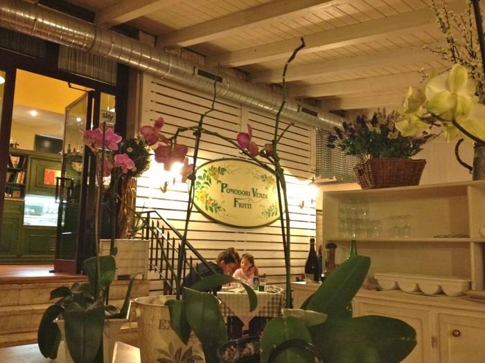 Mobili Da Giardino Casal Palocco : Pomodori verdi fritti e pizza da film a casal palocco