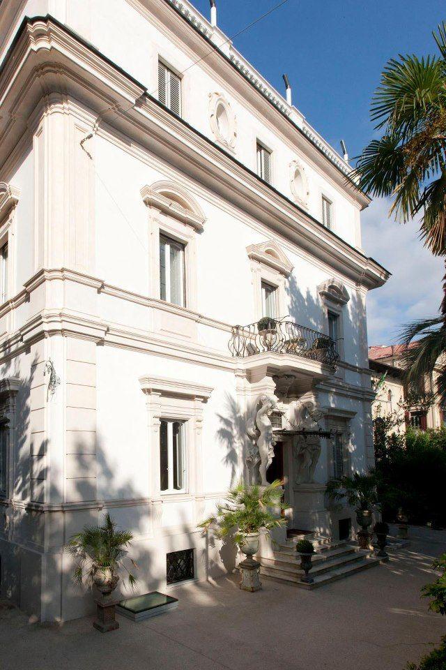 villa laetizia a roma
