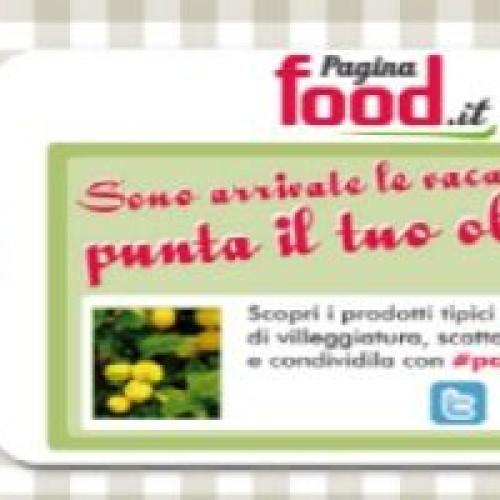 """""""Paginafood"""": fotografa il cibo genuino in vacanza nella Penisola"""