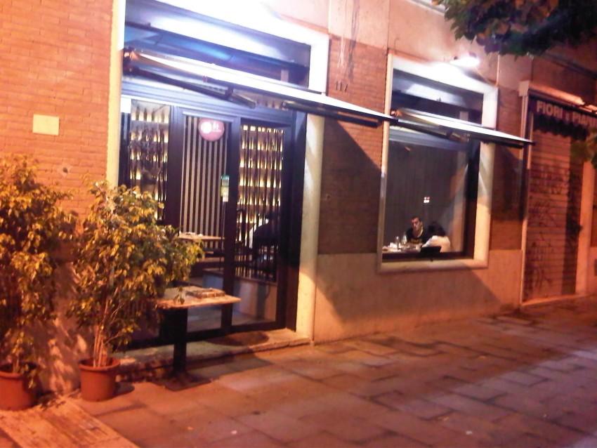 Rosso un nuovo ristorante all 39 aventino e con papageno e - Ristorante con tavoli all aperto roma ...