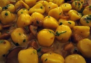 in cucina è il momento dei funghi porcini - Come Cucinare Gli Gnocchi Di Patate