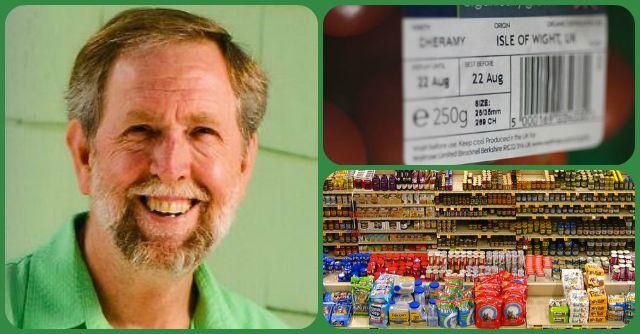 The daily table negli stati uniti il supermercato del cibo
