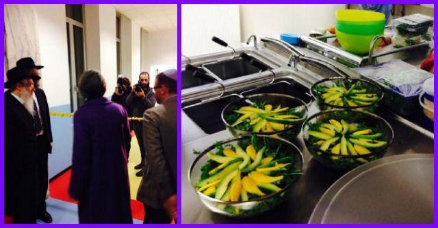 milano nasce la prima mensa sociale di cucina kosher