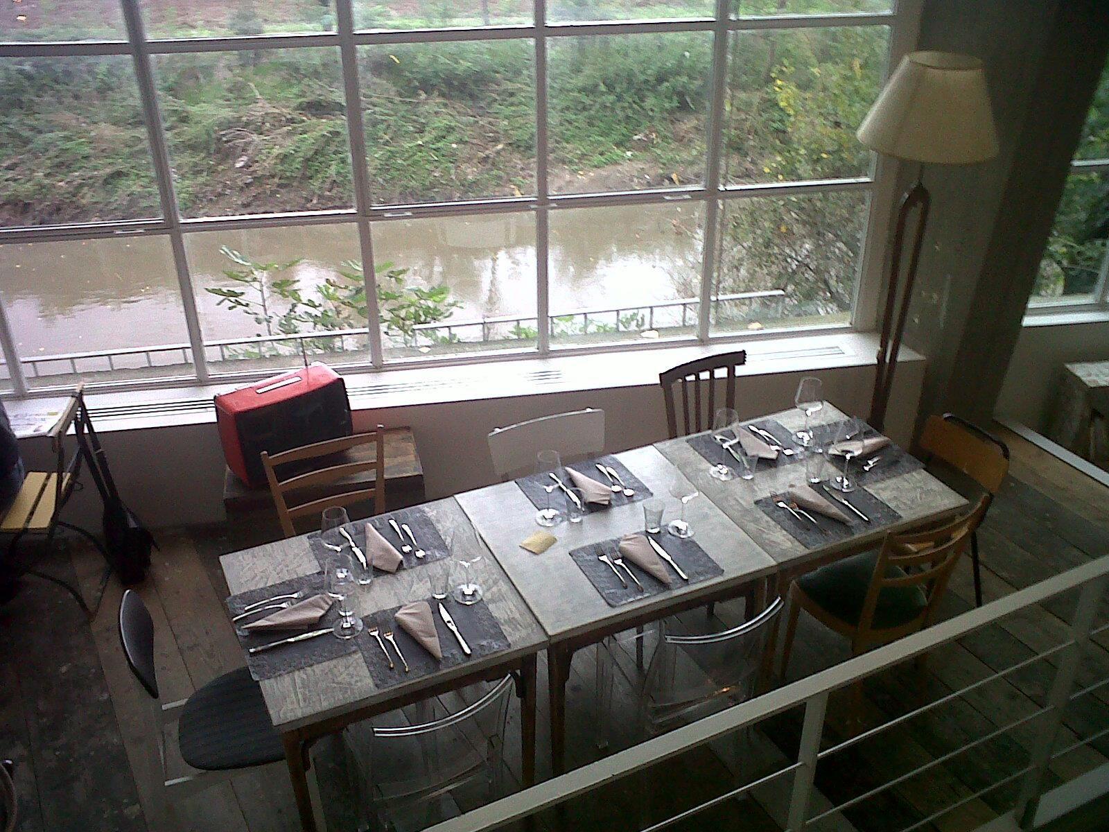 Mangiare e vivere a pietralata roma for Arredamento vintage roma
