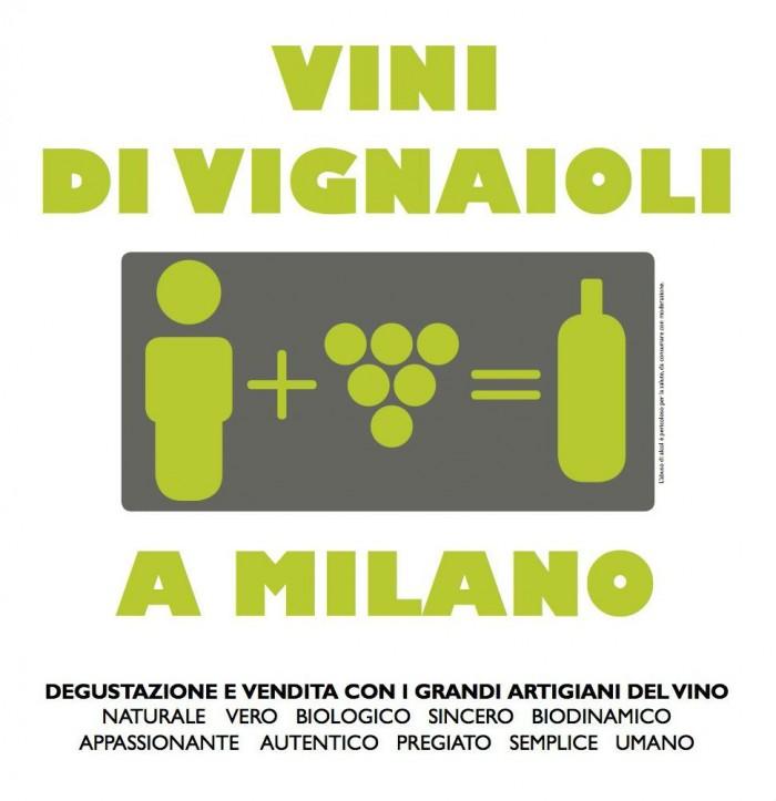vini di vignaioli_milano