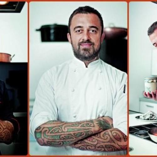 Milano, Chef Rubio dopo 'Unti e bisunti' presenta il suo libro: 'La nuova dieta mediterranea'