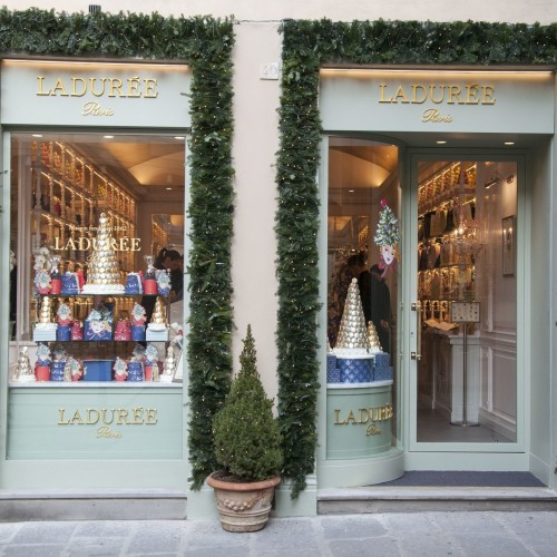 Fuori di Taste Firenze, ecco Ladurée e i macaron di Maria Antonietta