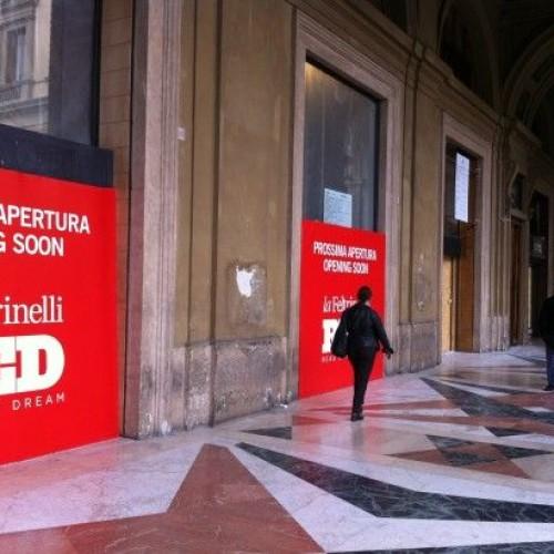Red Feltrinelli a Firenze e Mercato centrale: pochi giorni alle inaugurazioni
