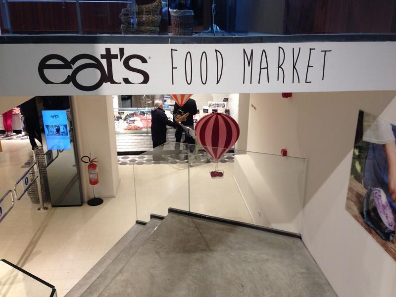 Eat 39 s roma dieci cose da comprare al food market for Cuisine 800 euros