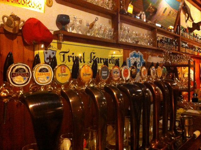 Le migliori birrerie di roma 20 gastropub da provare for Arredamento per pub e birrerie