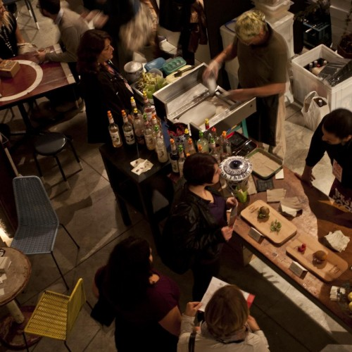 This is food 2014 a Roma: da Supplizio all'Ape Fish&Chicks, street food e cucina di qualità alle Officine Farneto
