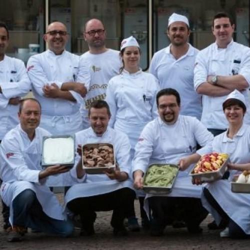 Firenze Gelato Festival, vince il gusto 'pecorino fiore sardo dop con pere caramellate al miele di Sulla'