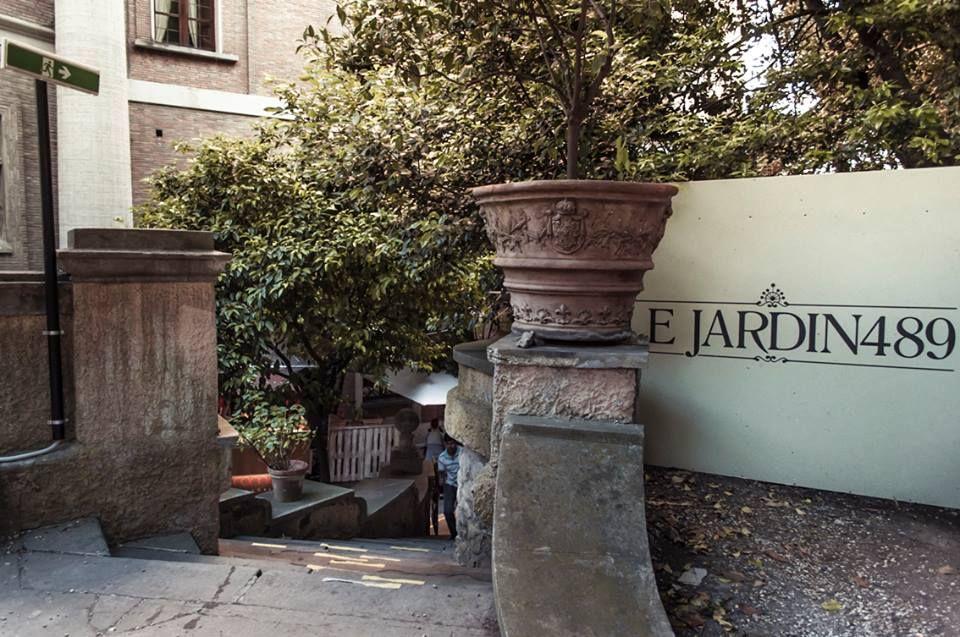 Aperitivi in terrazza a roma le jardin 489 in villa for Le jardin 489 rome