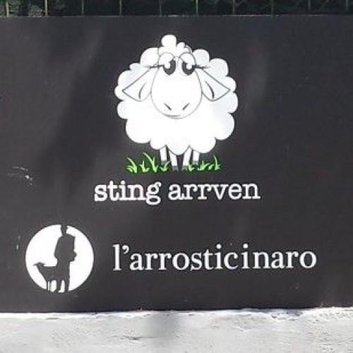 L'Arrosticinaro a Roma:  nuova apertura in via di Pietralata, che si candida a patria dell'arrosticino