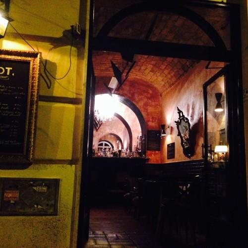 Dot Bistrot a Roma, il pesce della Gensola rinasce a Trastevere
