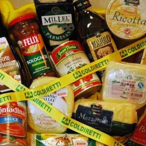 Falso Made in Italy, Coldiretti: 'Colpa delle scelte europee'