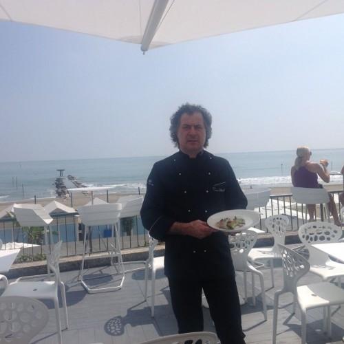 Dove mangiare al lido di Venezia 2014? Arriva la Terrazza Mediterranea con lo chef delle Tre Panoce