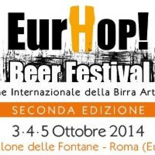 Eurhop 2014 a Roma, Manuele Colonna ci racconta le birre da non perdere
