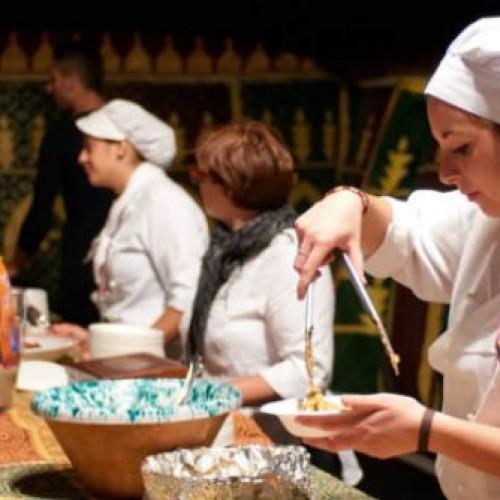 Cous cous fest 2014 a San Vito Lo Capo, il Mediterraneo in tavola