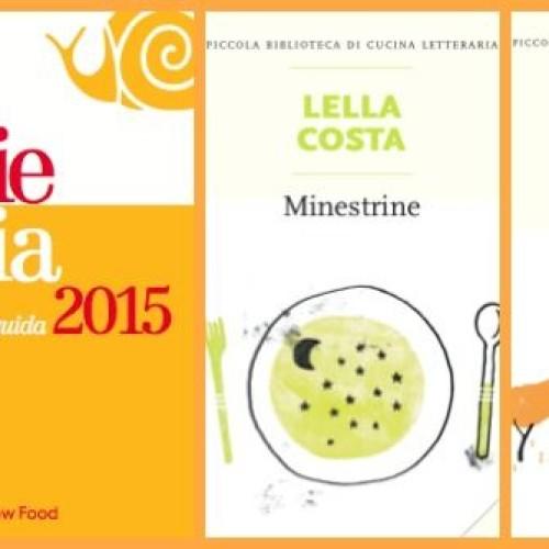 Cibo e libri: le novità per l'autunno di Slow food editore (da Osterie d'Italia a Scuola di cucina Slow food)