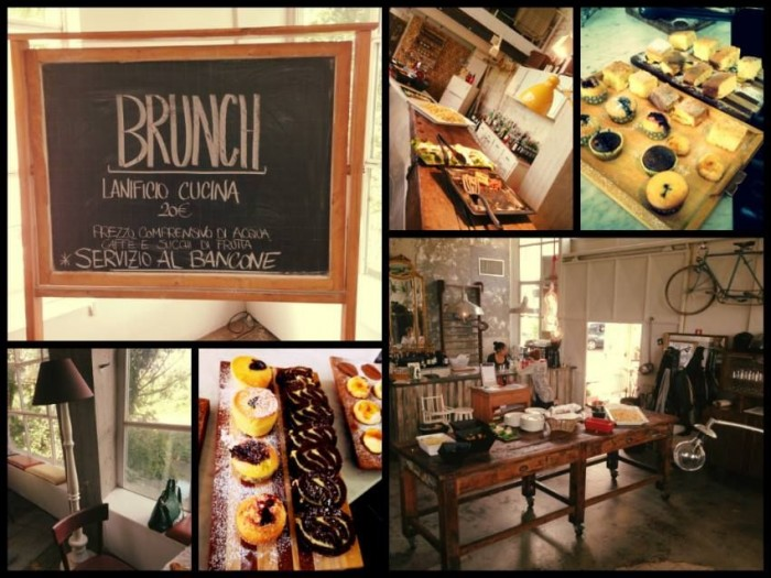 brunch lanificio cucina