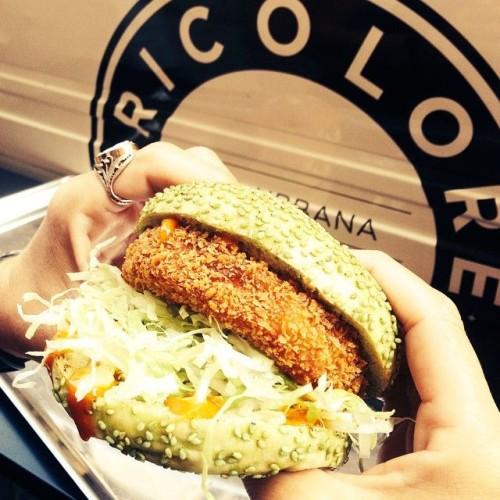 Tricolore panini a Monti, novità autunnali a Roma tra hamburger gourmet e vegani