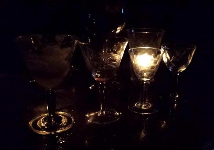 club derriere cocktail