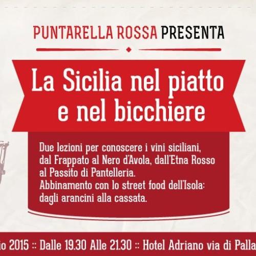 Corso di avvicinamento al vino a Roma e di vini siciliani, tornano gli appuntamenti di Puntarella Rossa