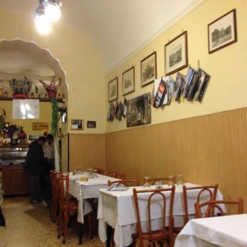 "Hostaria dell'Omo a Roma, resistenza ""carbonara"" dal 1964"