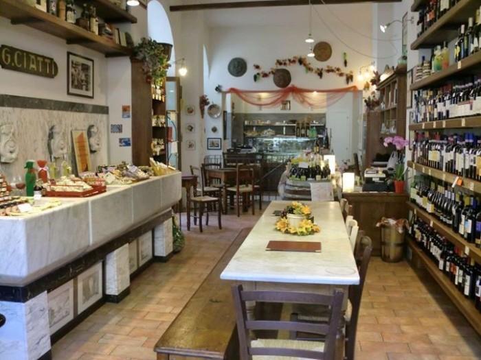 Le migliori enoteche e wine bar di firenze for Enoteca con cucina di pesce milano