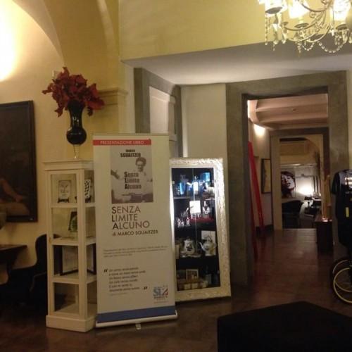 'Senza Limite Alcuno', di Marco Sguaitzer: si parla di Sla all'Hotel Adriano di Roma