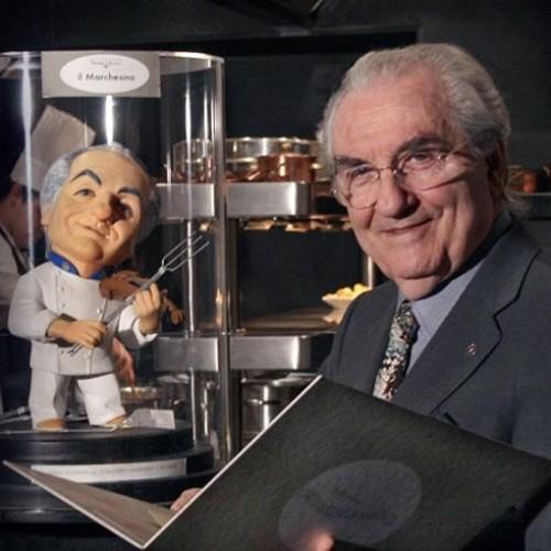 Il decalogo del cuoco di Gualtiero Marchesi, tanto buon senso e una postilla a sorpresa