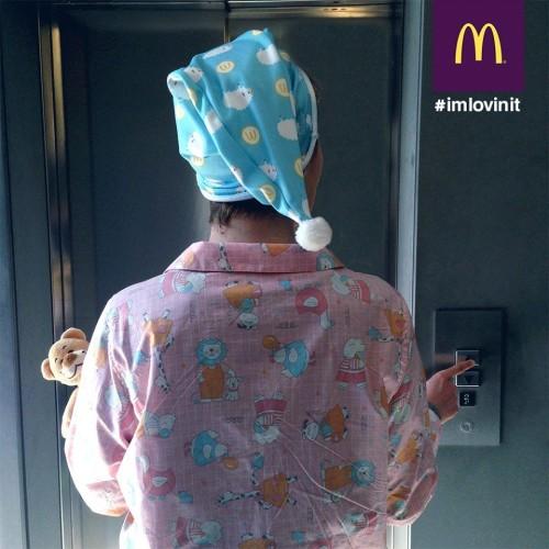 Da McDonald's colazione gratis a chi si presenta in pigiama in tutta Italia