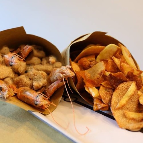 Omega 3 a Roma, fish&chips e gastronomia per celiaci a Monte Mario