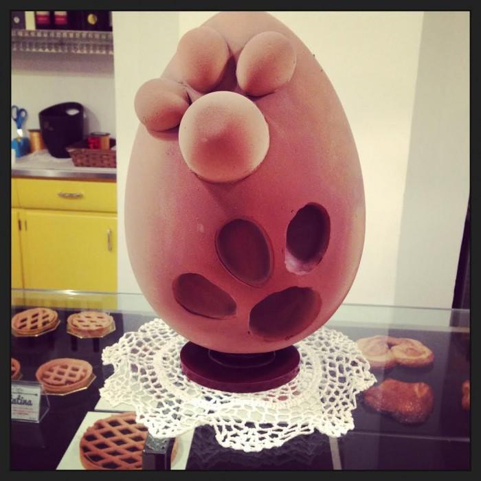 portineria uovo